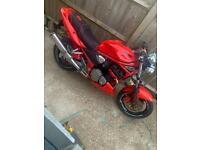Suzuki bandit 600 (£1100)
