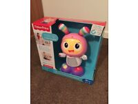Children's toy fisher price dance and I've beatbelle pink