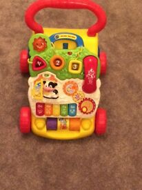 VTech Baby Walker £5.00 Collection only