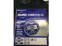 Dimond cutting blade