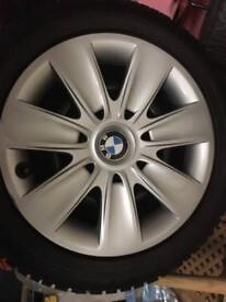 BMW winter tyres