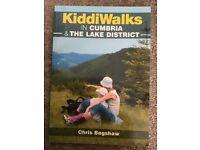 Set of four child friendly walking books
