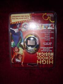 New Disney High School Musical Digital Photo Key Ring IP1
