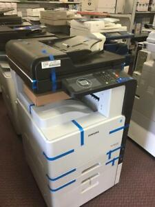 Brand New Samsung SCX-8128NA 8128 Monochrome MFP B/W Printer Copier Scanner 11x17 Photocopier with Free Toner for 5 Year