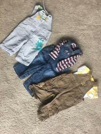 3-6 Month Boy Bundle