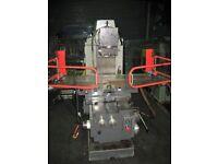 ELLIOTT STURDIMILL 1250 UNIVERSAL MILLING MACHINE