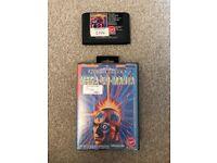 Sega Mega Drive Game Mega-Lo-Mania