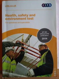 Health, Safety and Environment Test: For Operatives and Specialists