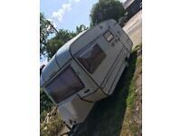 Fleetwood 4 Berth Caravan