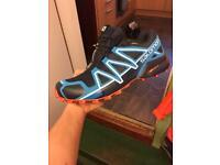 Salmon speed track men's shoe