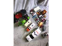 Bundle toy cars