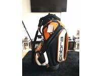 COBRA GOLF STAFF BAG - Brand New - £100