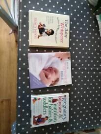 3 baby books