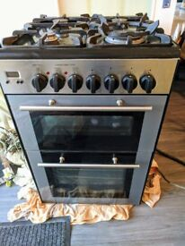 Kenwood CK 230 FS Gas Cooker With Electric Double Oven