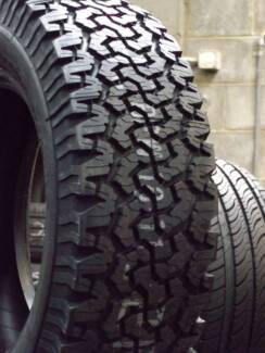 4WD SALE USED 235 65 17 BRIDGESTONE KUMHO GOODYEAR TYRES FROM $39 Ferntree Gully Knox Area Preview