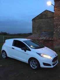 Ford Fiesta van 1.6 Tdci Low miles