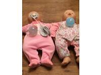 Baby Annabel dolls