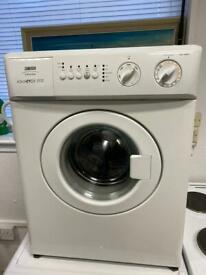 Zanussi compact table top washing machine