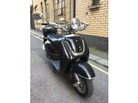 2014 Yiying Retro 125cc _ With New Mot - £650
