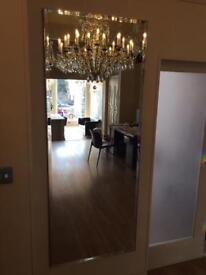 Large 6ft x 2ft Designer Mirrors - Over £300 New!