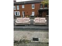 3+2 material sofa