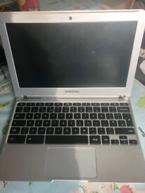 "Samsung Chromebook 11.6"" ARM Series 3, XE303C12 (16GB, 1.7GHz, 2GB) - Silver"
