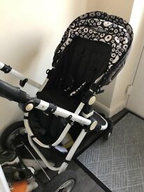 Uber baby 3in1 travel system