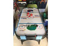 Air hockey table 4' x 2'