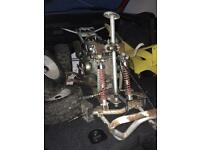 Quad 50cc spares and repairs
