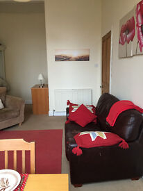 Short term let, Various dates in December/January available. 1 Double bed flat, Polwarth