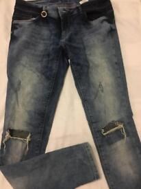 """Jeans """"Only"""" £8"""
