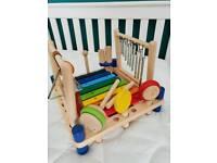 Children's Wooden Musical instrument