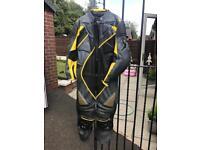 Belstaff 1 Piece Suit Black & Yellow