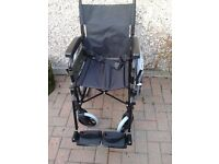LOMAX SELF PROPELLING WHEELCHAIR