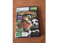 Xbox 360 Kinectimals with bears