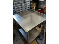 Catering Equipment - bakery - pasta trays table racking