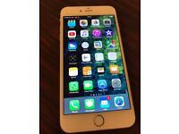 iPhones 6 plus 64gb Silver