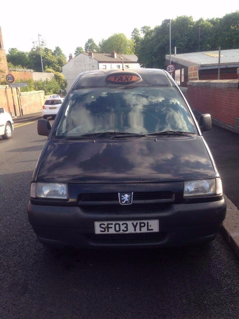 Peugeot expert 2003 taxi