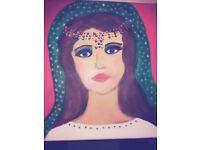 Oel Painting Artist Anita Mary