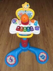 VTech sit to stand sing & play