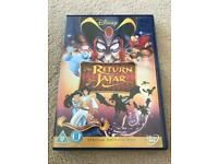 DISNEY THE RETURN OF JAFAR SPECIAL EDITION DVD