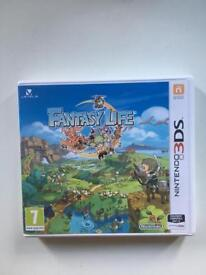 3DS game: Fantasy Life