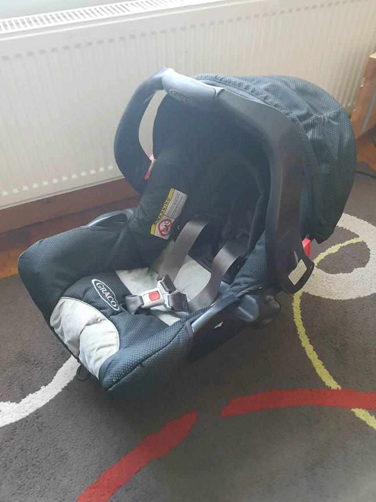 Baby Carrier Car Seat Rocker