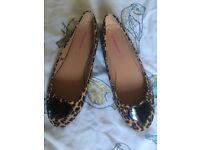 Ballet pump shoes size 4 BNWOT