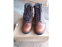 BRAND NEW!!!! Dr Martin Safety Steel toe boots