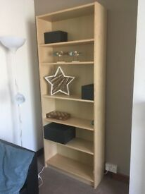 bookcase 80w x 28d x 202h (2 units)