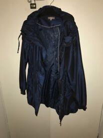 Size 12 monsoon hooded jacket