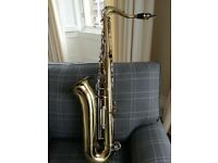 Saxaphone - Boosey and Hawkes Emperor Tenor Sax