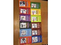 Bundle of diary of a wimpy kid books