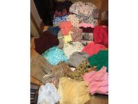 Huge bundle Ladies Clothes mostly size 10